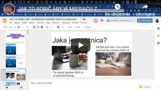 Jak Zarobić 5000 zł w Internecie Konkretne sposoby obrazek